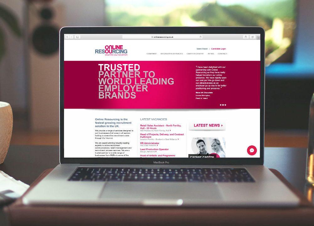 Online Resourcing